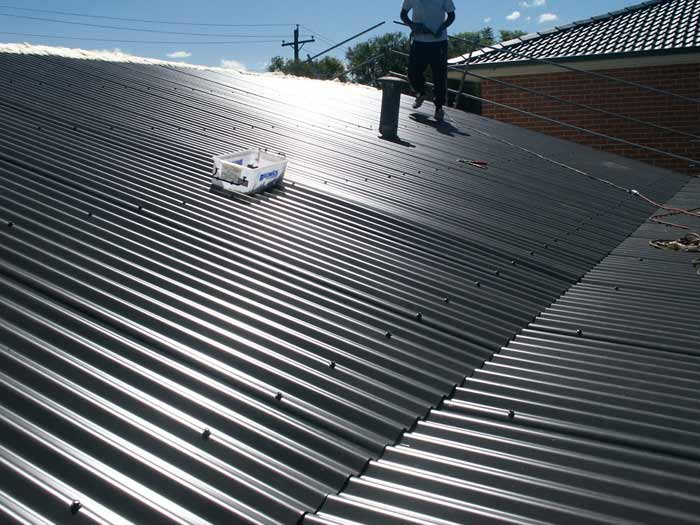 Colorbond Roof Geelong Wt Roofing Geelong